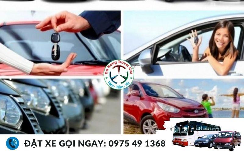 Thuê xe tự lái quận Liên Chiểu Đà Nẵng giá tốt, chất lượng